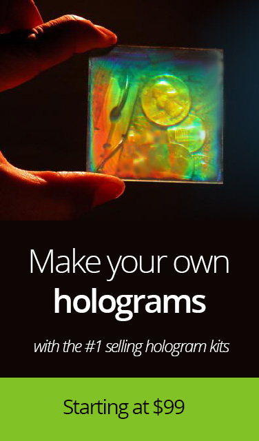 #1 Hologram Kit